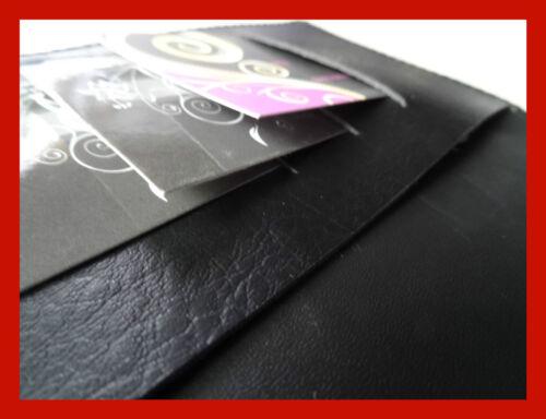 Business Visitenkartenmappe Etui 300 Karten Kunstleder Visitenkartenetui Karten