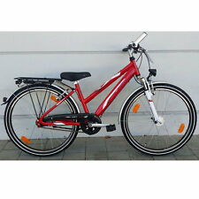 Womans Bicycle Pegasus Avanti 26 Inch Youth Shimano 7 Speed 44 cm red white 2015