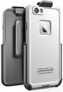 IPhone-8-7-6-6S-Clip-de-cinturon-pistolera-para-Lifeproof-Impermeable-caso-por-Encased-Nuevo