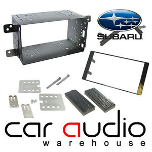 Fits Subaru Impreza 08 on Double Din Car Stereo Fitting Kit CT23SU05
