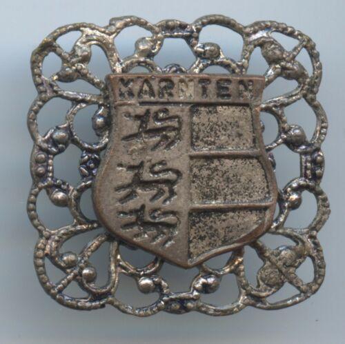 A907 - Altes kleines Abzeichen Kärnten Wappen