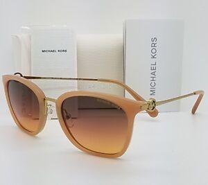 959d1d3b81 Image is loading New-Michael-Kors-Lugano-sunglasses-MK2064-3353H4-Gold-