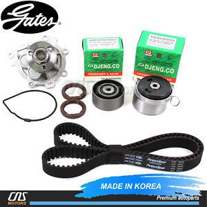 Gates Timing Belt Kit Water Pump For 09 14 Chevrolet Aveo Aveo5