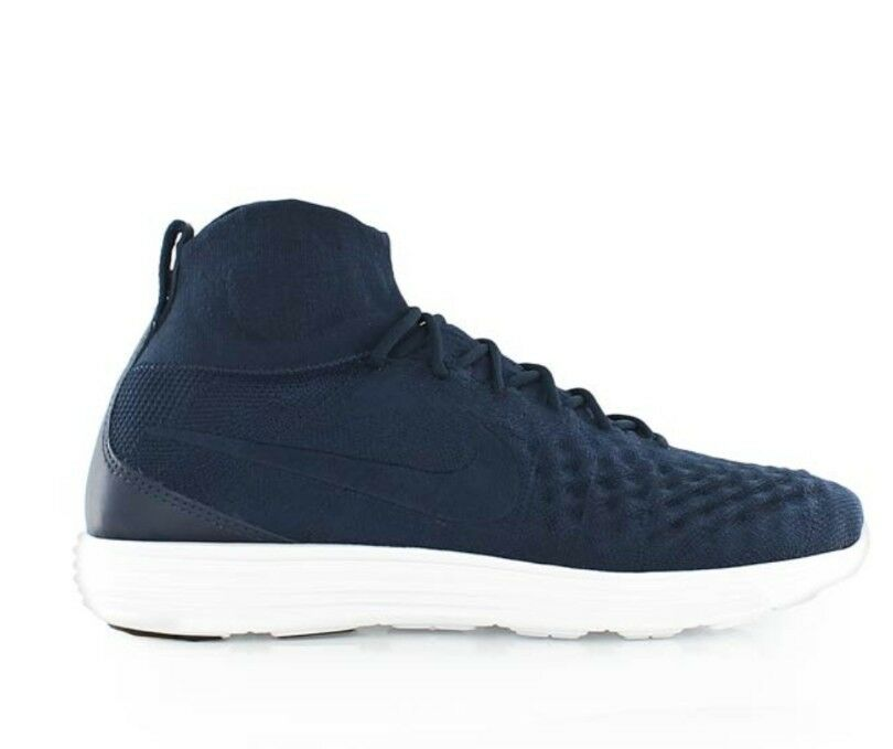 Nike Lunar Magista II FK College Navy hommes Trainer