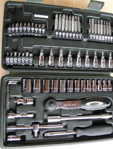 Mannesmann Werkzeugkoffer 29165 65 teilig