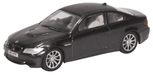 Oxford Diecast 1:76 BMW M3 Coupe E92 Jerez Black 76M3002