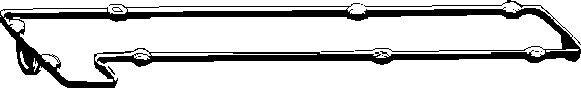 Guarnizione, Coperchio Testata Elring 594.512