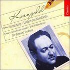 Korngold: Symphony; Lieder des Abschieds (CD, Jul-2007, Chandos Classics)