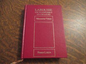 larousse-encyclopedique-en-couleurs-monnerie-odawara-tome-15