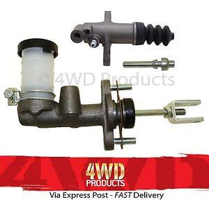 Clutch-Master-amp-Slave-Cylinder-SET-Rodeo-TFS17-2-6-4ZE1-88-98