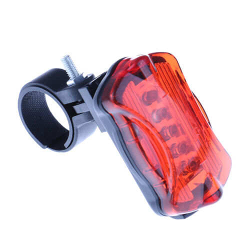 super bright bicycle lights led rear tail lamp safety warning cycling GNCA