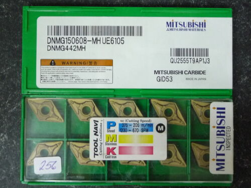Mitsubishi DNMG 150608-MH UE6105 10 Stk