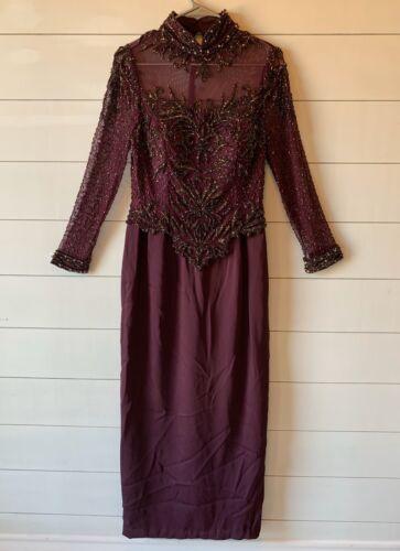 Peak Evening Women's Evening Sequin Dress Size 12
