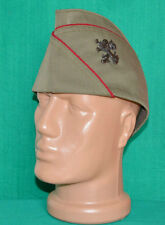 Bulgarian Army Infantry Skullcap Parade Uniform Officer CAP w/t Badge 1990's