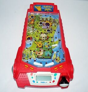 POKEMON-THUNDER-SHOCK-CHALLENGE-LED-LIGHT-PINBALL-MACHINE-ARCADE-GAME-11-034-X-7-034