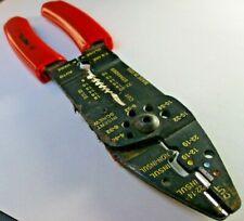 Proto 299 Wire Stripper Crimper Pliers Usa