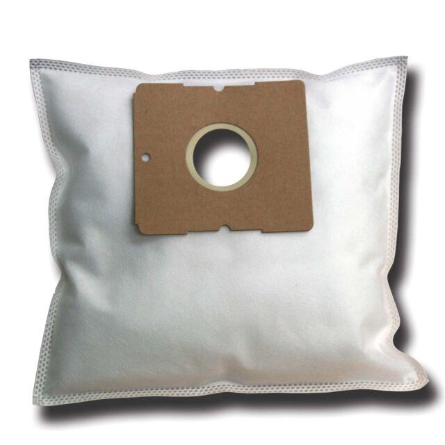 1 Hepafilter passend für Miele S 8510 Parquet 20  Staubsaugerbeutel