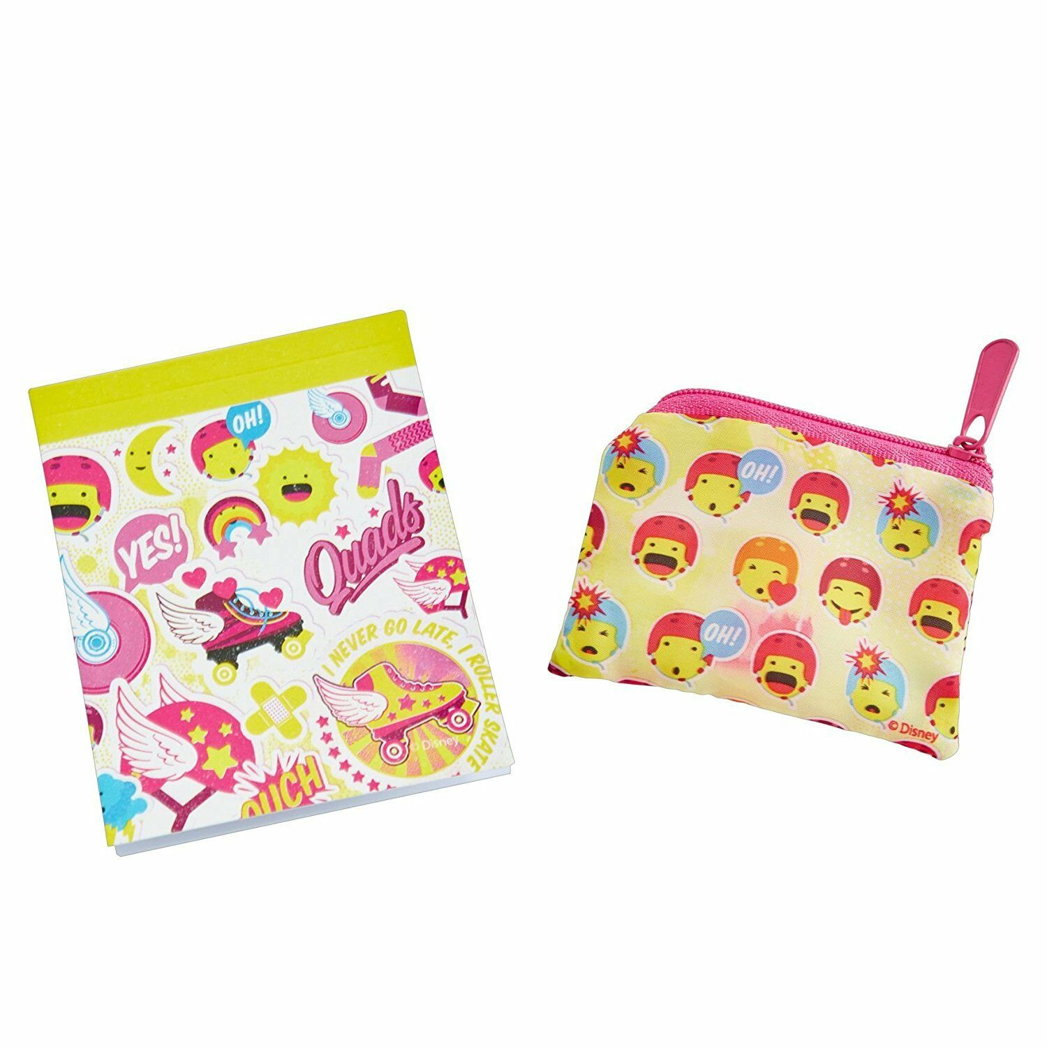Soy Luna Cushion and Secret Bait Hide two in one with Mini Notebook and Wallet