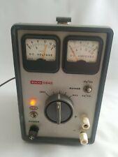Vintage Eico 1064s 612 V Dc Power Supply Battery Eliminator
