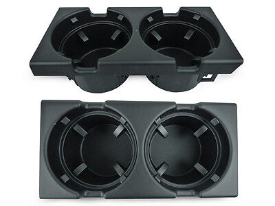 USA 1999-2006 BMW E46 3 SERIES OE Style Replacement CUP HOLDER # 51168217953