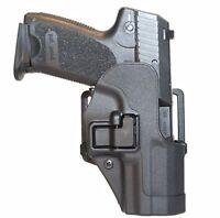 Blackhawk Serpa Cqc Holster For H&k P30 Level 2 Retention