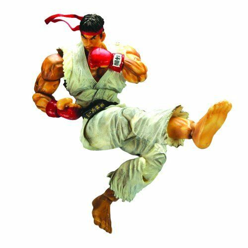 Square Enix Street Fighter IV  Play Arts Kai  Ryu Action Figure