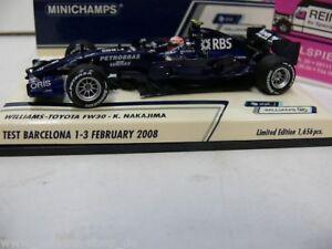 1-43-Minichamps-Williams-fw30-K-NAKAJIMA-1-3-feb-2008-400080308