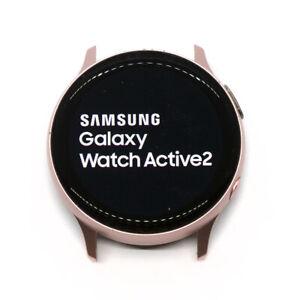 Samsung Galaxy Active 2 Smartwatch 40mm Pink Gold SM-R830NZDAXAR (PLEASE READ)