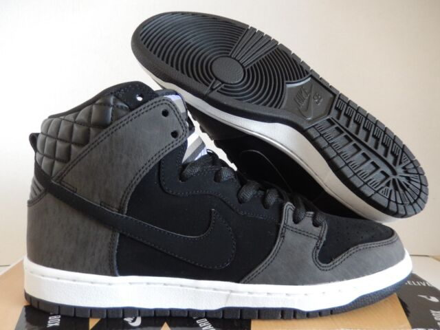 d98abe67df9c Nike SB Dunk High Premium X Civilist Berlin Quilted Leather Size 10 ...