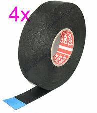 Négociant 3x Tesa Kfz Tissu 51026 19mm X 25m Bande Isolante Adhésive Lettre