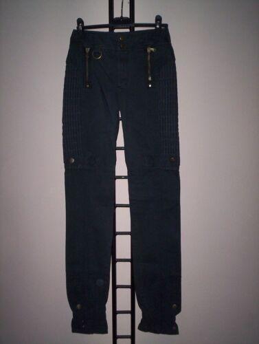Elastici Tg Cotone Jeans D Nero Donna Con 36 g In WFaTU