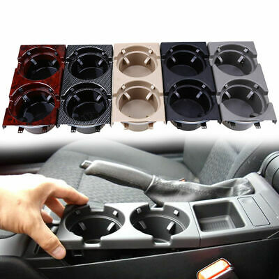 Car Cup Holder Black for BMW E46 Sedan//Wagon//Compact//Coupe//Convertible//M3 97-06