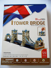 London Puzzle Castorland 500 Teile England Tower Bridge 58907