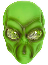 Guantala Alien Maske NEU - Karneval Fasching Maske Gesicht