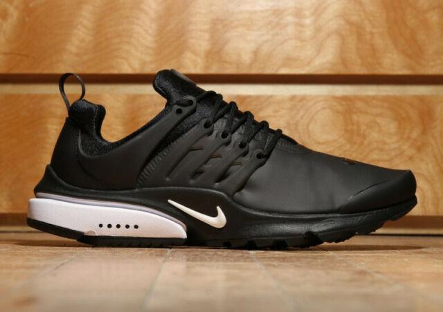 Nike 862749 003 Air Presto Low Utility Men's Running Shoes BlackWhite