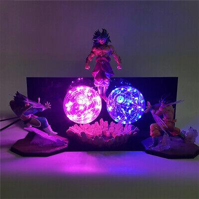 Details about  /Night Light Lamp Acrylic Dragon Ball Vegeta  Beji-ta Saiyan Christmas B-day Gift