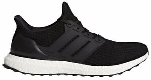BB6166  Mens ADIDAS UltraBoost Ultra Boost 4.0 Running Sneaker Black ... db4201d5f754
