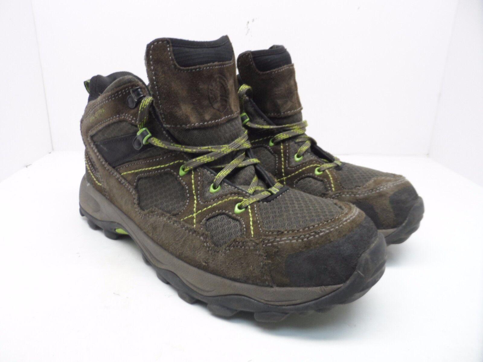 Irish Setter Work Men's Afton Hiker 83408 Steel Toe Work Boot Brown Size 11.5D