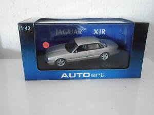 Auto Art 1/43 Vintage Jjaguar Xjr N ° 206 De 250 Mis En Vente