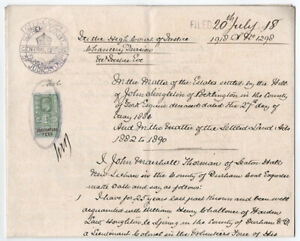 I-B-Edward-VII-Revenue-Judicature-Fees-1-complete-document