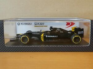 Spark-1-43-Renault-RS-16-F1-Winter-Tests-car-no-driver-new-in-case-and-sleeve