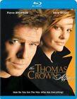 Thomas Crown Affair 0883904232698 With Pierce Brosnan Blu-ray Region a