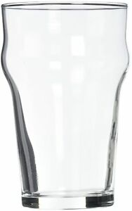 British-Half-Pint-Beer-Glass-10-oz-Set-of-12