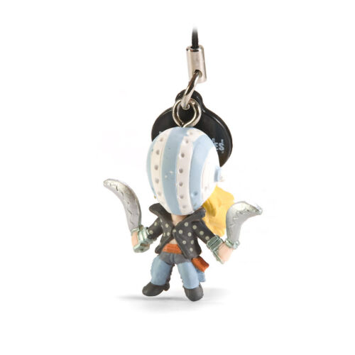 One Piece Log Memories 03 Killer Cell Phone Strap Figure