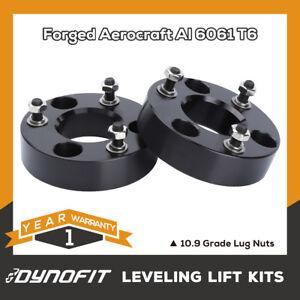 CNC-Billet-2-034-Front-Leveling-Spacer-Lift-Kit-2006-2018-Dodge-RAM-1500-4WD-Only