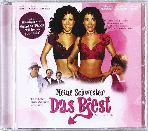 Meine Schwester das Biest-She, me & her (2002) Sandra Pires, Salzburg Fil.. [CD]