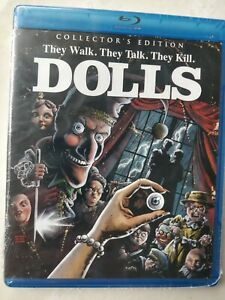 DOLLS-COLLECTOR-039-S-EDITION-Blu-ray-1987-SCREAM-FACTORY-OUT-OF-PRINT