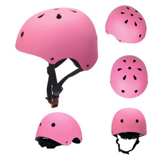 Adult Child Bike Bicycle Cycle Scooter BMX Skateboard Skate Stunt Bomber Helmet