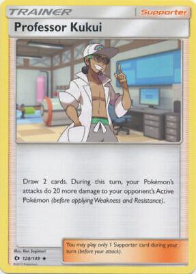 4x 4 x Hau Trainer 132//168 x4 Pokemon TCG Card Celestial Storm Near Mint