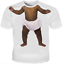 7XL New Funny Baby Shirt with your face Funny Tee Baby Cute Body Men Women S